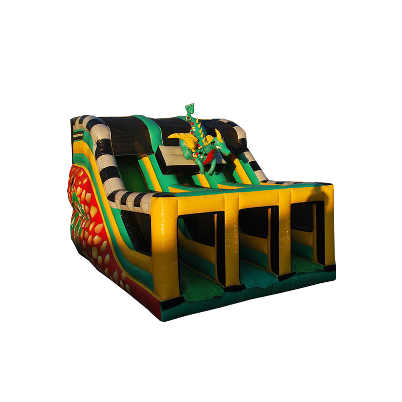 TOBOGGAN DRAGON